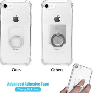New Two pack Earea Cell Phone Ring Holder